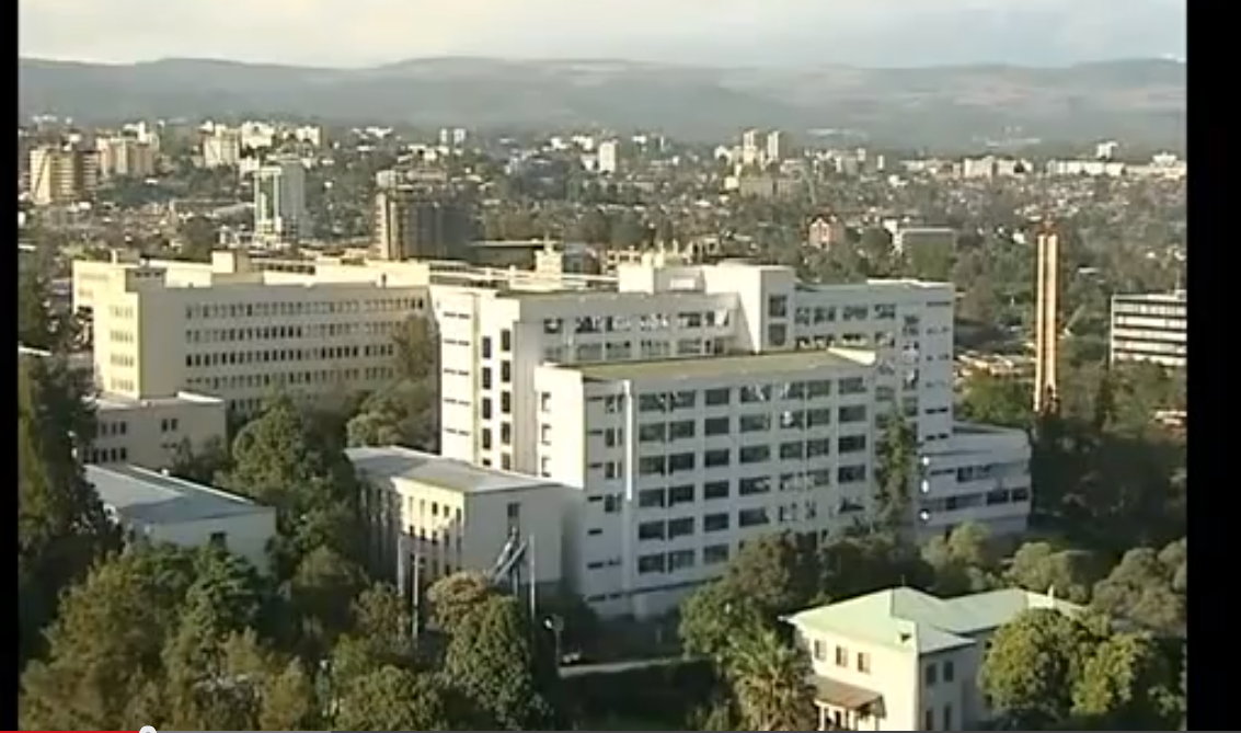 Addis Ababa city Video