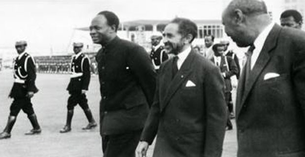 Haile Selassie African union