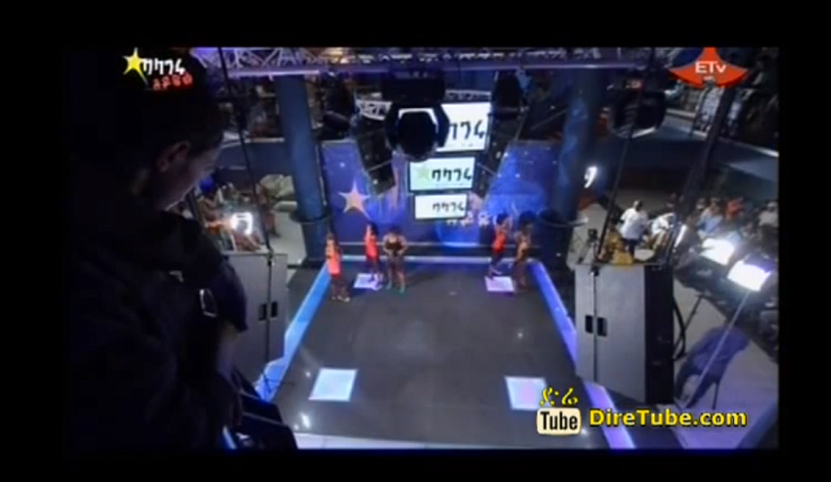 Ethio Leadies Dance Group – Balageru Idol August 3, 2013