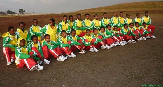 Ethiopian Athletes 2013