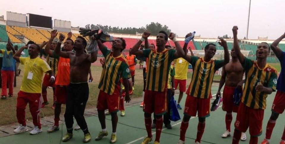 Ethiopia 2-1 Central African Republic