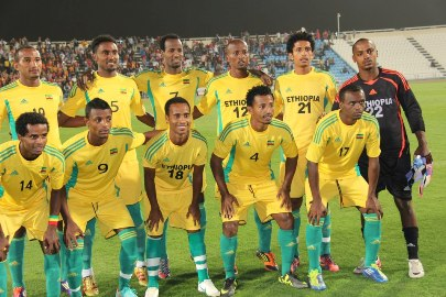 Ethiopia climb to 93rd in FIFA world ranking
