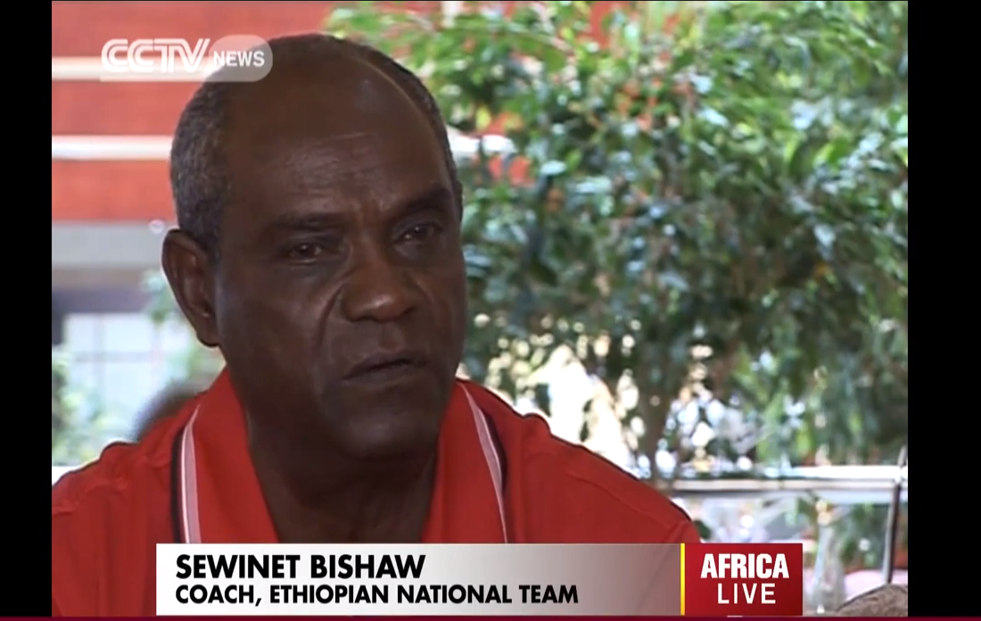 Ethiopia ready to face Nigeria in 2014 World Cup Qualifier - CCTV
