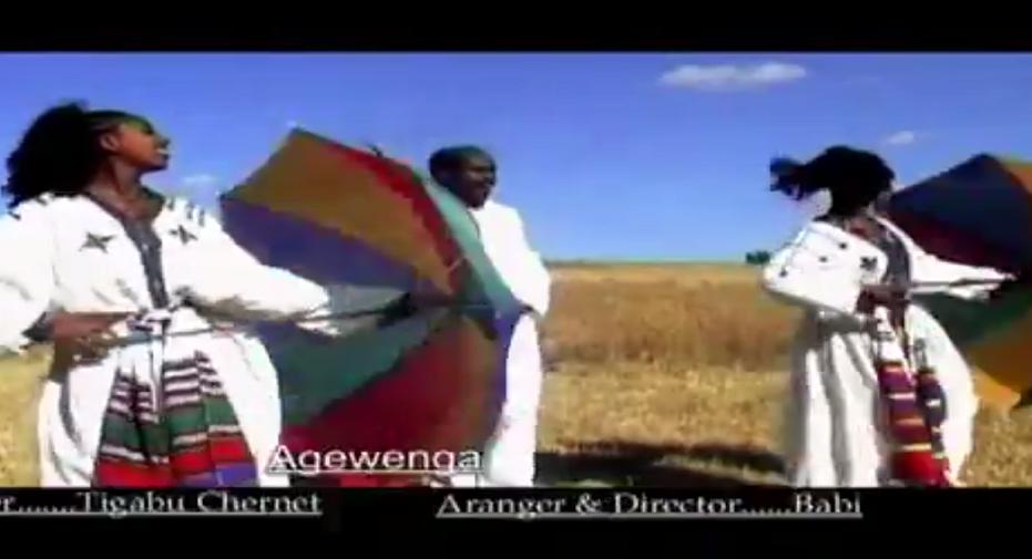 Tigabu Chernet - Agewonga Ethiopian Music