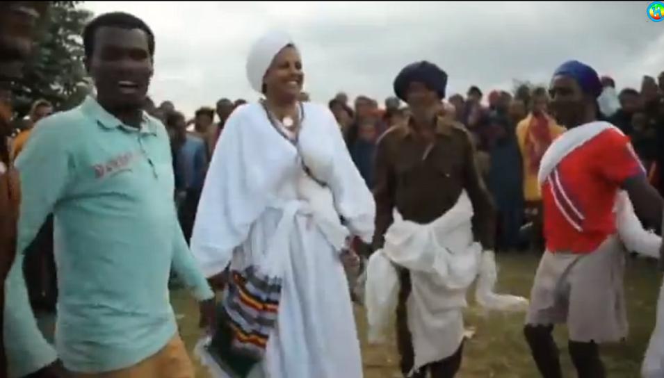 Ethiopian Gojjam Traditional new Music 2014