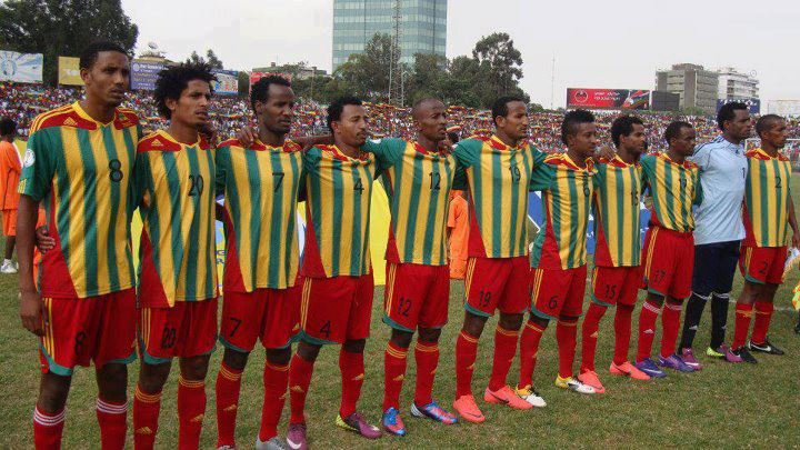 Ethiopia national football team 2014