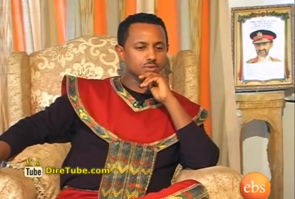 Teddy afro interview part 1- Kassa Show EBS TV