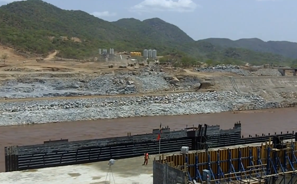 Grand Ethiopian Renaissance Dam - Ethiopia Dam on Blue Nile