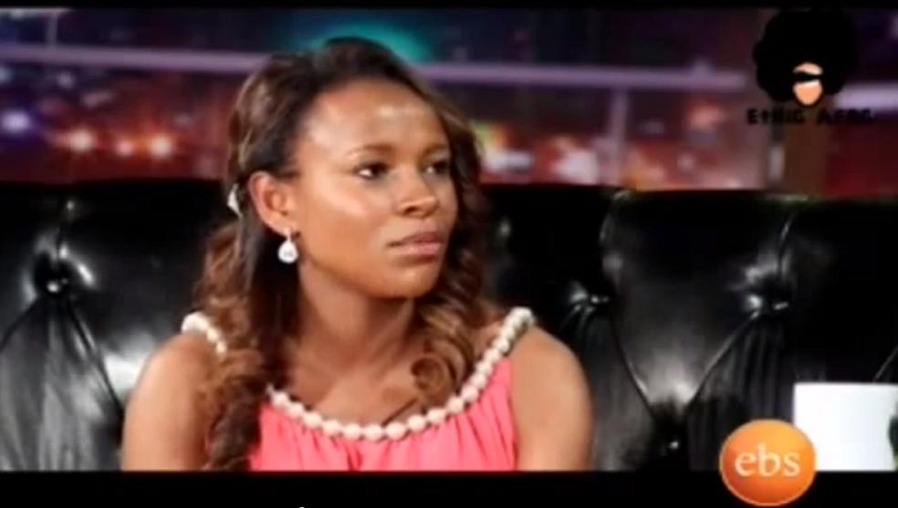 Meseret Defar interview - Seifu Fantahun show Easter 2014