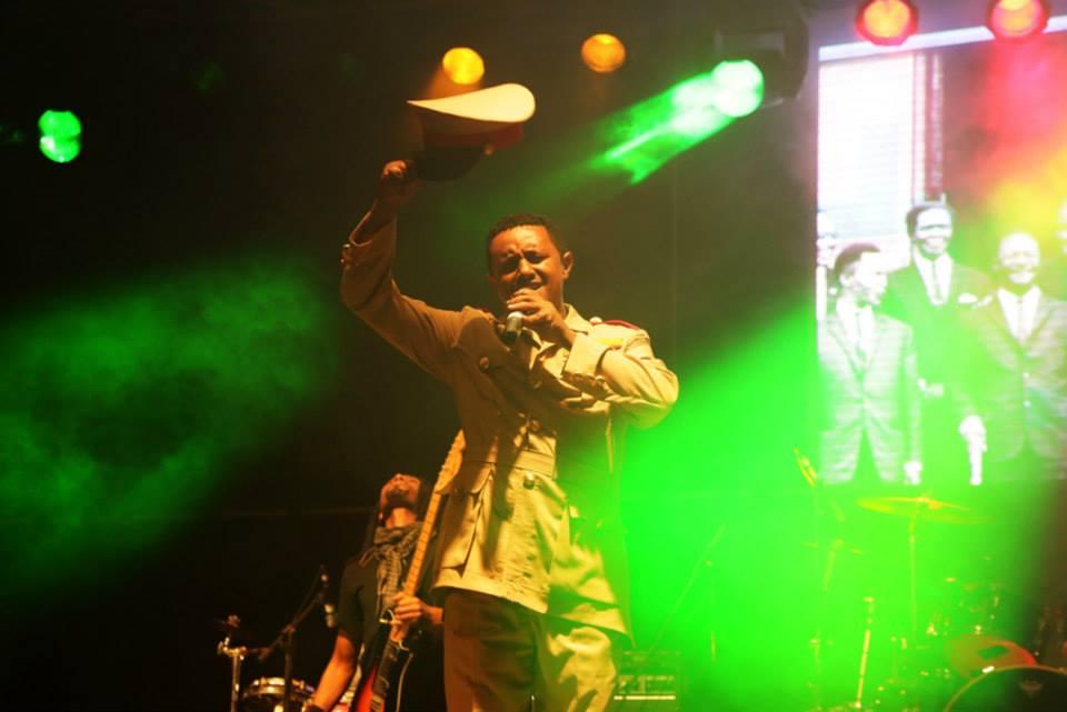 Teddy Afro Addis Ababa concert April 26 2014 - Janehoye
