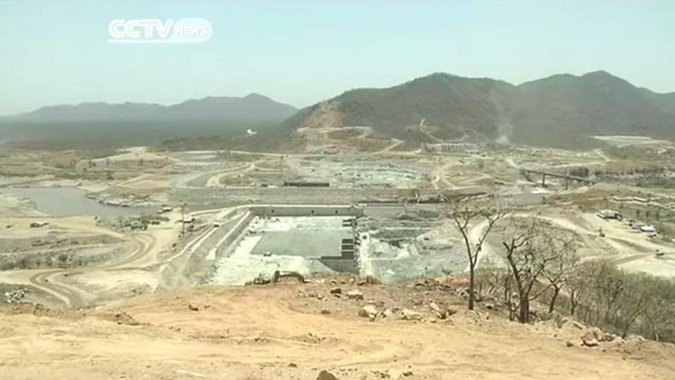 Ethiopian Grand Renaissance Dam - CCTV