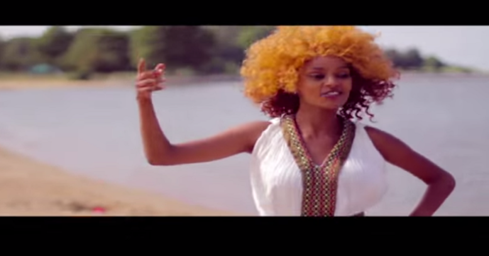 Meron Tekle new 2014 Ethiopian music video - Widedegn