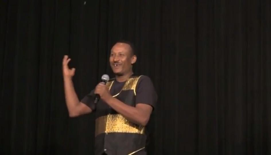 Kibebew Geda new comedy live 2014
