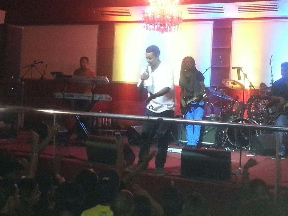 Teddy Afro 2014 Atlanta Concert – Tam Taram