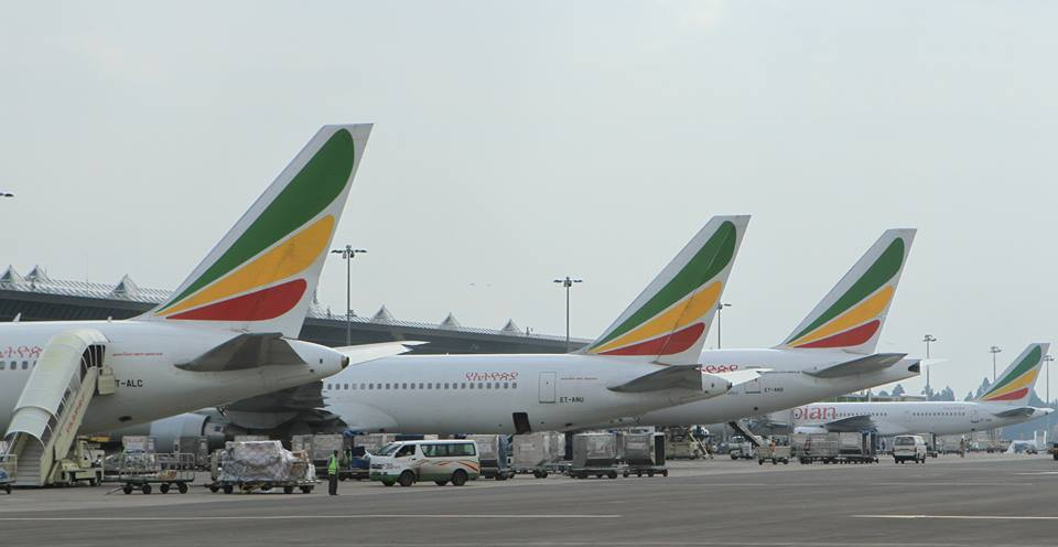 Ethiopian Airlines orders two more Bombardier Q400 aircraft
