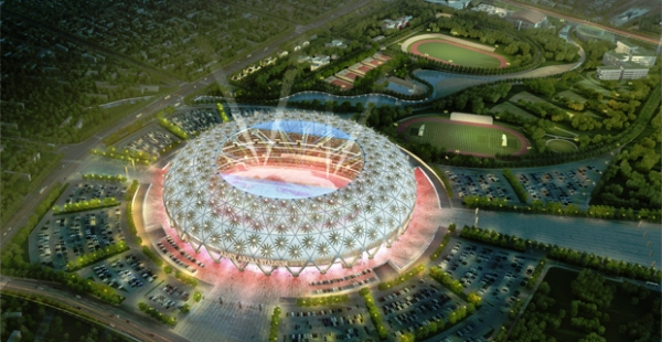 Addis Ababa National Stadium construction agreement signed